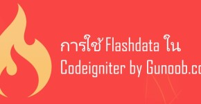 Flashdata session Codeignier