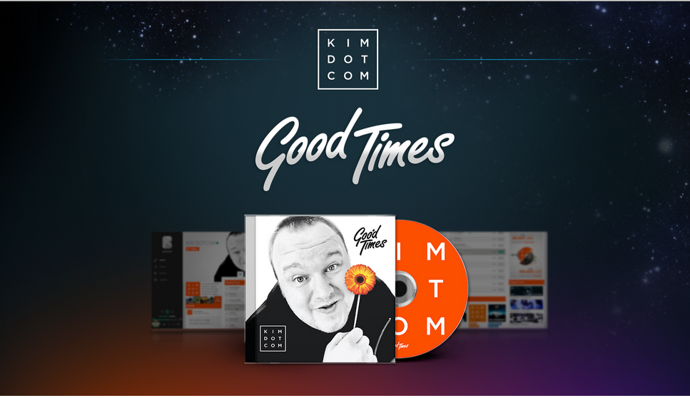 Album Good times - Kim Dotcom